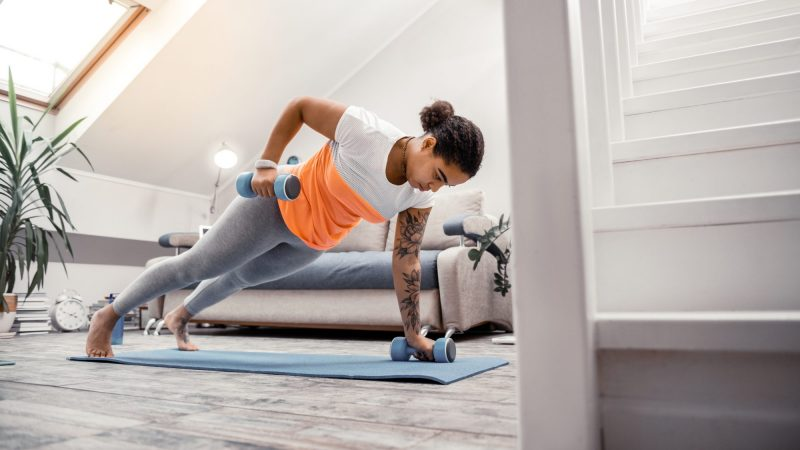 Most Effective Strength Training Exercises You Can Do at Home