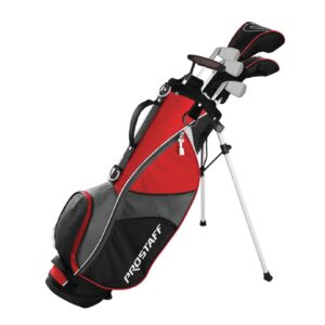 Wilson Junior Golf Club Set and Stand Bag - Age 11-14