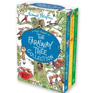 The Faraway Tree Collection Book Box Set