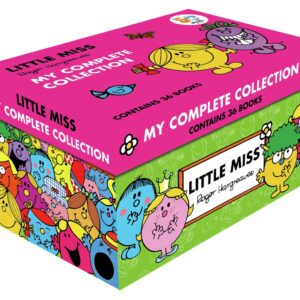 Little Miss: My Complete Collection Book Box Set