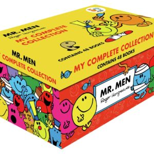 Mr. Men: My Complete Collection Book Box Set
