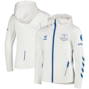 Everton Home Matchday Walk Out Jacket - Kids