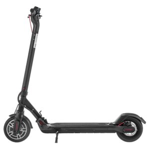 KUGOO ES2 Folding Electric Scooter 350W Motor LED Display Screen Max 25KM/H 8.5 Inch Tire - Black