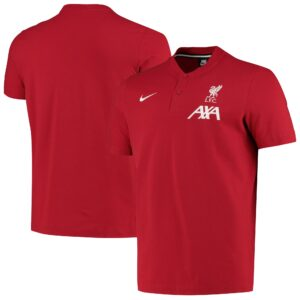 Liverpool Polo - Red